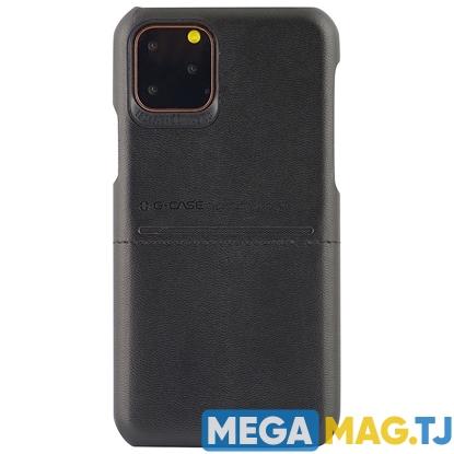 Изображение Кожаные чехлы G-case cardcool для iPhone 12 Pro Max