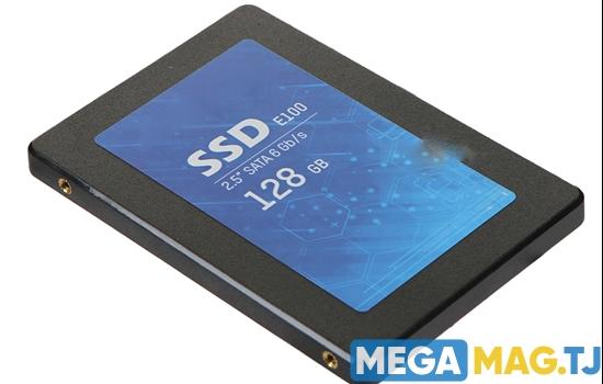 Изображение Жесткий диск SSD 128 Gb SATA