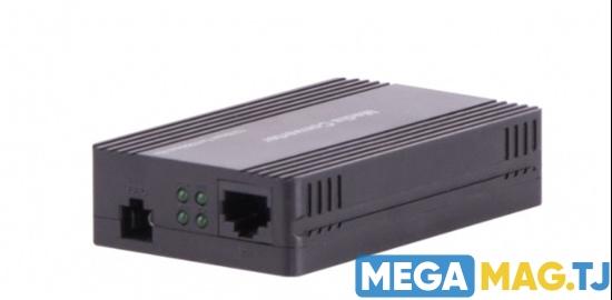 Изображение Конвертер UTP GIGALINK 100Мбит/c, WDM, без LFP, SM, SC GL-MC-UTPF-SC1F-18SM-1310-NP