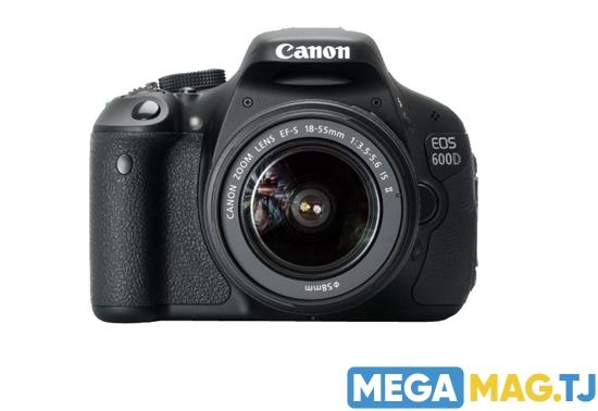 Изображение Фотоаппарат Canon EOS 600D Kit
